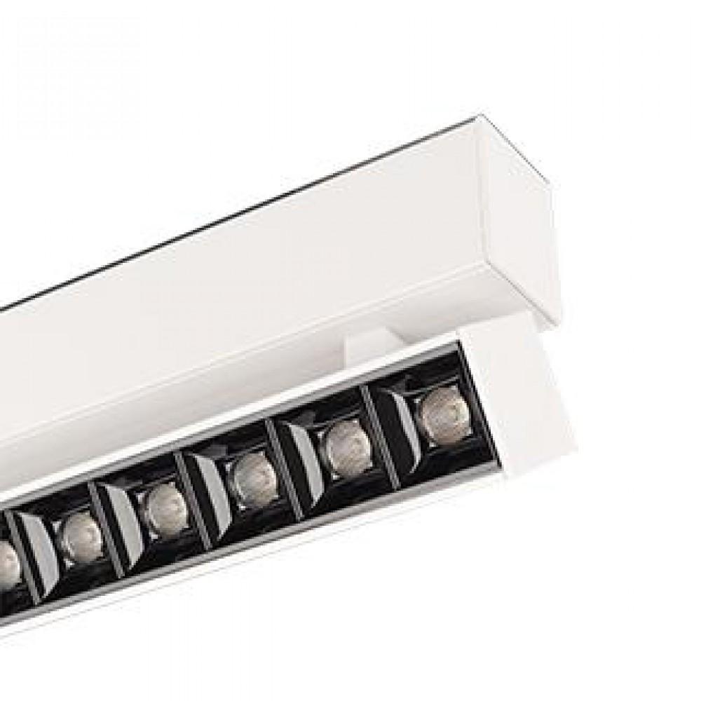 Arlight Մագնիսային LED Լուսատու 24V 18W 4000K Սպիտակ 15° MAG-LASER-FOLD-45-S480